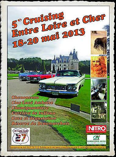 5- Mai 18-20- Loire et Cher